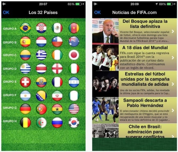 Mundial apps 1 (Alicia, junio 2014)