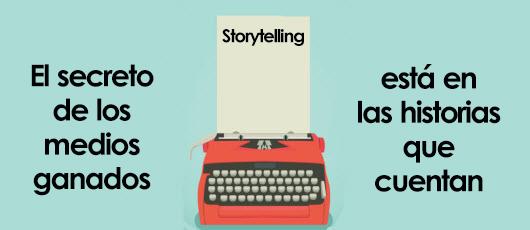 Storytelling blog