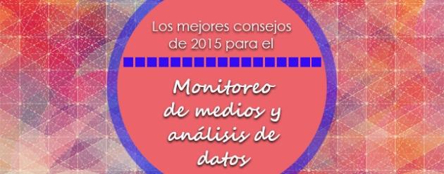 Serie Lo mejor de 2015_Monitoreo