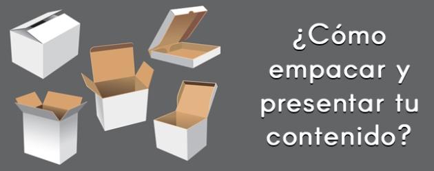 Empacar contenido_blog
