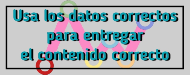 Usa los datos correctos_blog