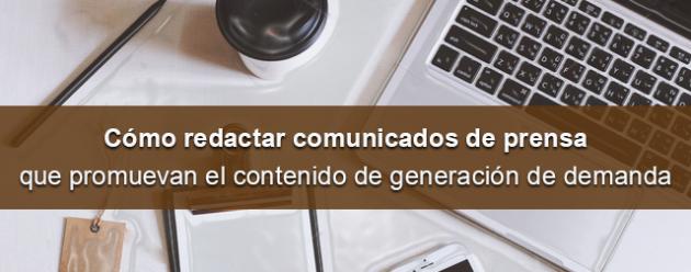 Comunicados de prensa y generación de demanda_blog