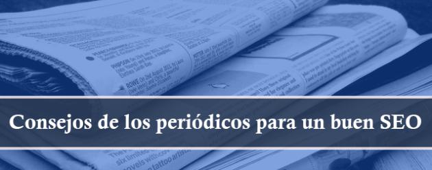 Consejos de los periódicos_blog