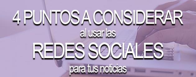 Redes sociales para tus noticias_blog